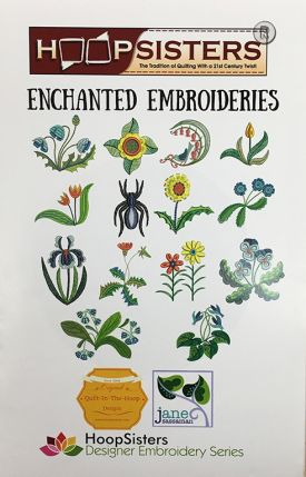 Enchanted Embroidery CD Media