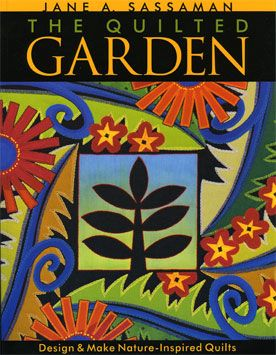 The Quilted Garden book &  e-book